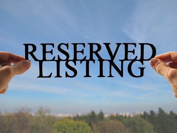 Reserved Listing for Tennille