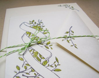 "stationery ""branch"", originally printed"