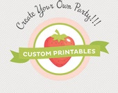 ADD ON Personalize any printable in the shop
