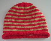 Knitted San Francisco 49er Beanie