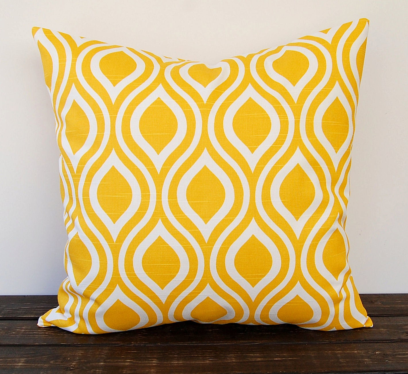 Image Gallery Mustard Pillows