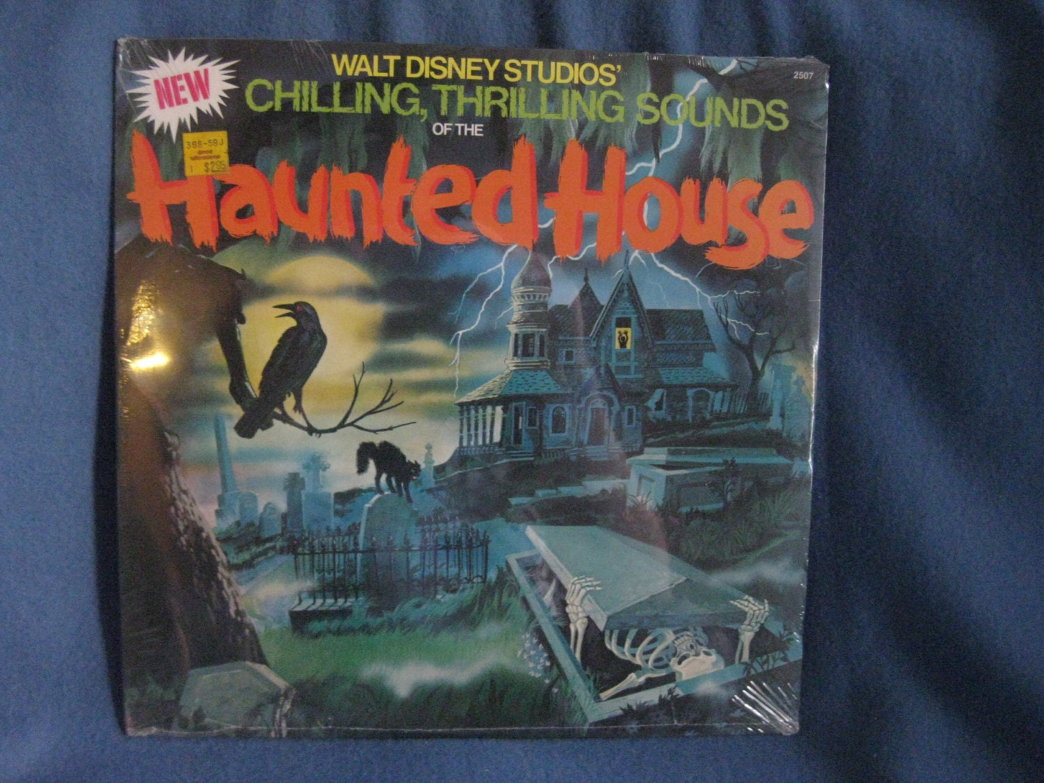 Sealed Vintage New Chilling Thrilling Sounds Of By
