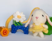Buttercup Bunny - Stroller / Travel Toys