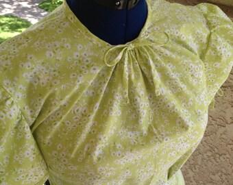 Alice Blouse - custom handmade from 1940s vintage pattern