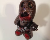 Chewbacca Zombie