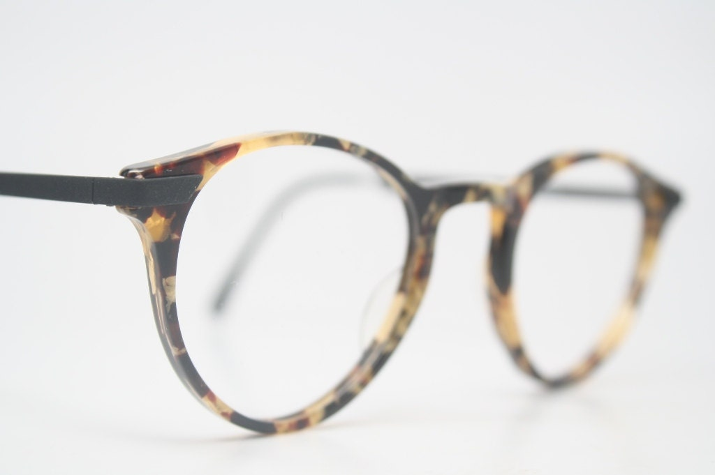 Vintage Glasses Frames Gold & Tortoise Tortoise by ...