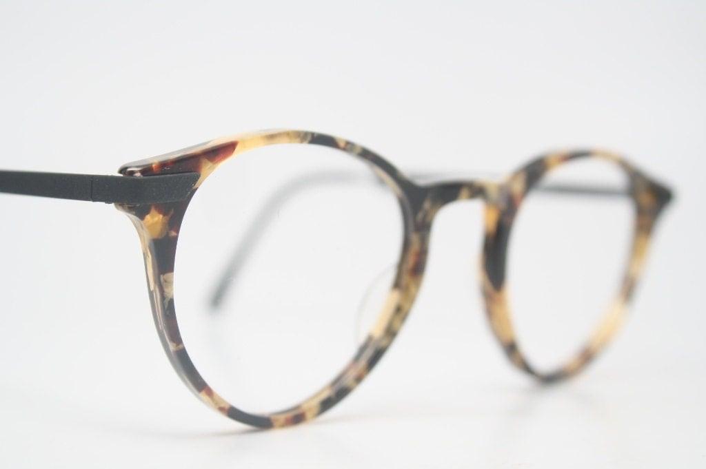 vintage glasses frames gold tortoise tortoise retro p3