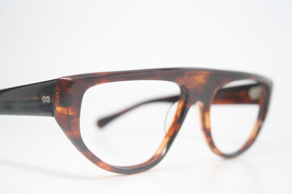 Vintage Eyeglass Frames New Old Stock : Old Stock at Eye Frames vintage Eyewear Tortoise by ...