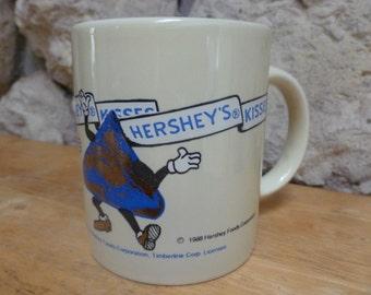 Hershey's KISS mug