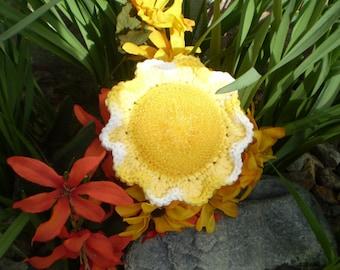 Shower Scrubbie / Dish Scrubbie - 100% Cotton Yarn with Nylon Net Scrubbie, ECO Friendly Choose your Color