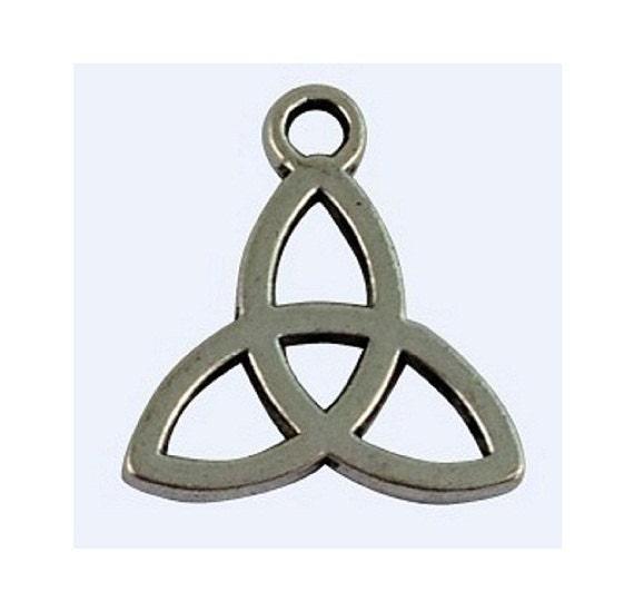10 Simple Design Triquetra Irish Ancient Celtic Trinity Knot