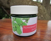 Peppermint Balm -- All Natural Relief for Itchy Skin
