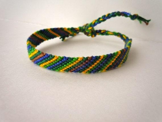 Friendship Bracelet Angle Boys