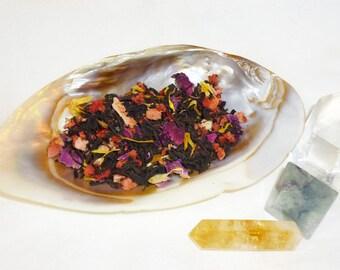 1 ounce Hatter Tea - Black tea - Fruity loose leaf tea
