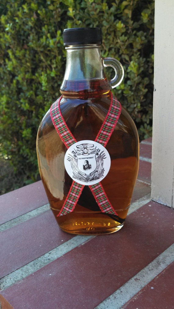 Old Montgomery Bay Rum Aftershave & Cologne/9oz