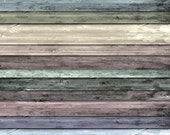 Photography Backdrop  Wood Floor or Wall Photo Background 5x7 Ft. Ultralite Fabric-Not Vinyl SS517