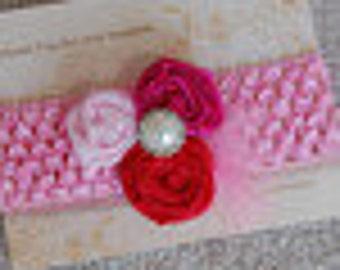 Valentine Headband or Clip
