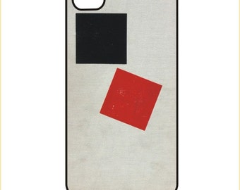 Lissitzky - Two Squares - iPhone / Android Case / Cover - iPhone 4 / 4s, 5 / 5s, 6 / 6 Plus, Samsung Galaxy s4, s5