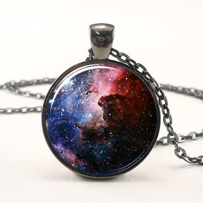 necklaces etsy nebula - photo #3