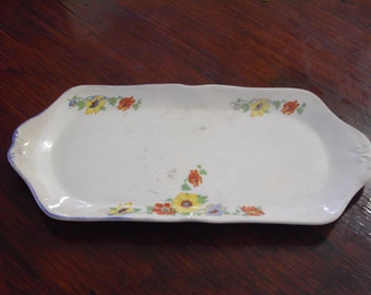 Empire Ware indian Glaze serving plate