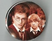 "1.25"" Harry Potter Badge Button Pinback Pin"