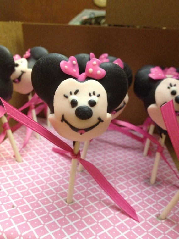 minnie mouse cake pops mickey amp minnie mouse cake pops 5943