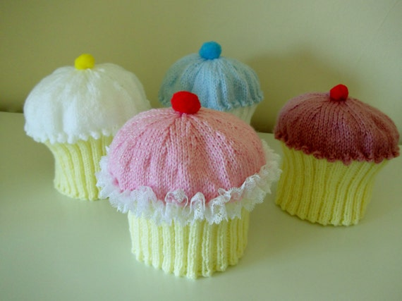 crochet cupcake hat instructions