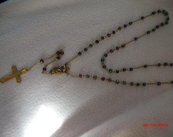 rosary / necklace