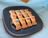 Gourmet Dog Treats - Best Friend Bones Decorated Dog Treats