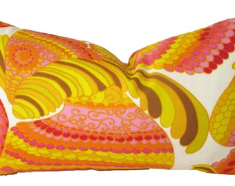 Decorative Designer Trina Turk Pisces Indoor Outdoor Pillow Cover, Schumacher,  Throw Pillow