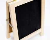 Custom Listing for Staci - 4 Small Easel Chalkboard Table Numbers