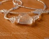 Celestial - Quartz Waist Beads