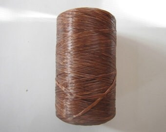 Artificial Sinew 70lb 300yds  Thread Leather Beads Jewelry Crafts