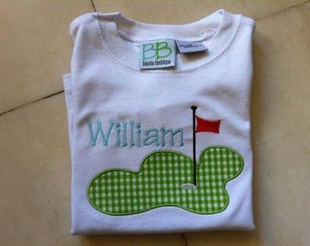 Personalized Golf Shirt