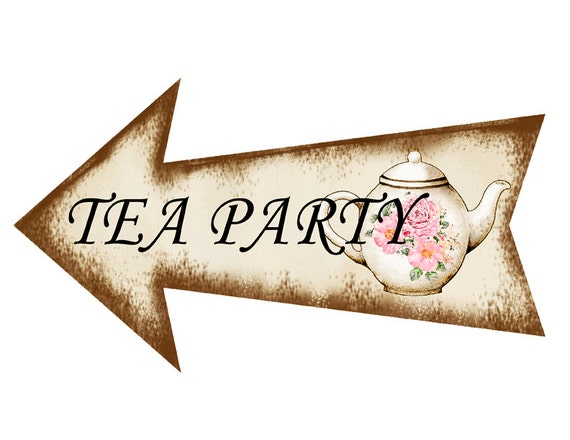 mad hatter tea party clip art - photo #39