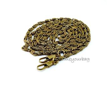 1 chain antique brass120cm /3,94 ft