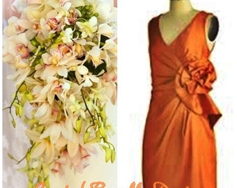 Silk/ Real Touch wedding flower pckages