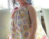 PDF Pattern/ Tutorial Pillowcase Dress