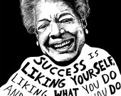 Maya Angelou (Authors Series) by Ryan Sheffield
