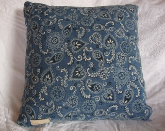 "Western Pillow Cover-Set of 2- 16""x16"""