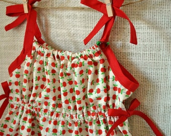 Pretty Praline Pillowcase Dress or Top PDF Sewing Pattern - Baby Toddler Girls & Pillowcase pattern | Etsy pillowsntoast.com