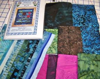 Landscape Quilt Patterns Kits : Landscape quilt kits Etsy