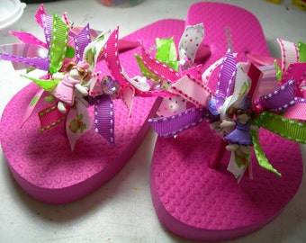 PRINCESS SHOES---flip flops