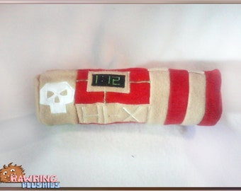 High-Explosive Pencil Case