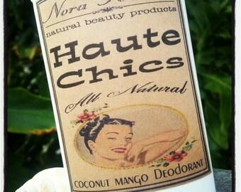 All Natural Lavender Deodorant 2 oz