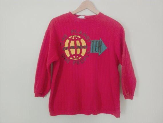 90s vintage hang ten s sweatshirt large