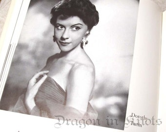 B&W Photography Vintage Book - 1956 They came to my studio: Famous People of Our Time by Vivienne