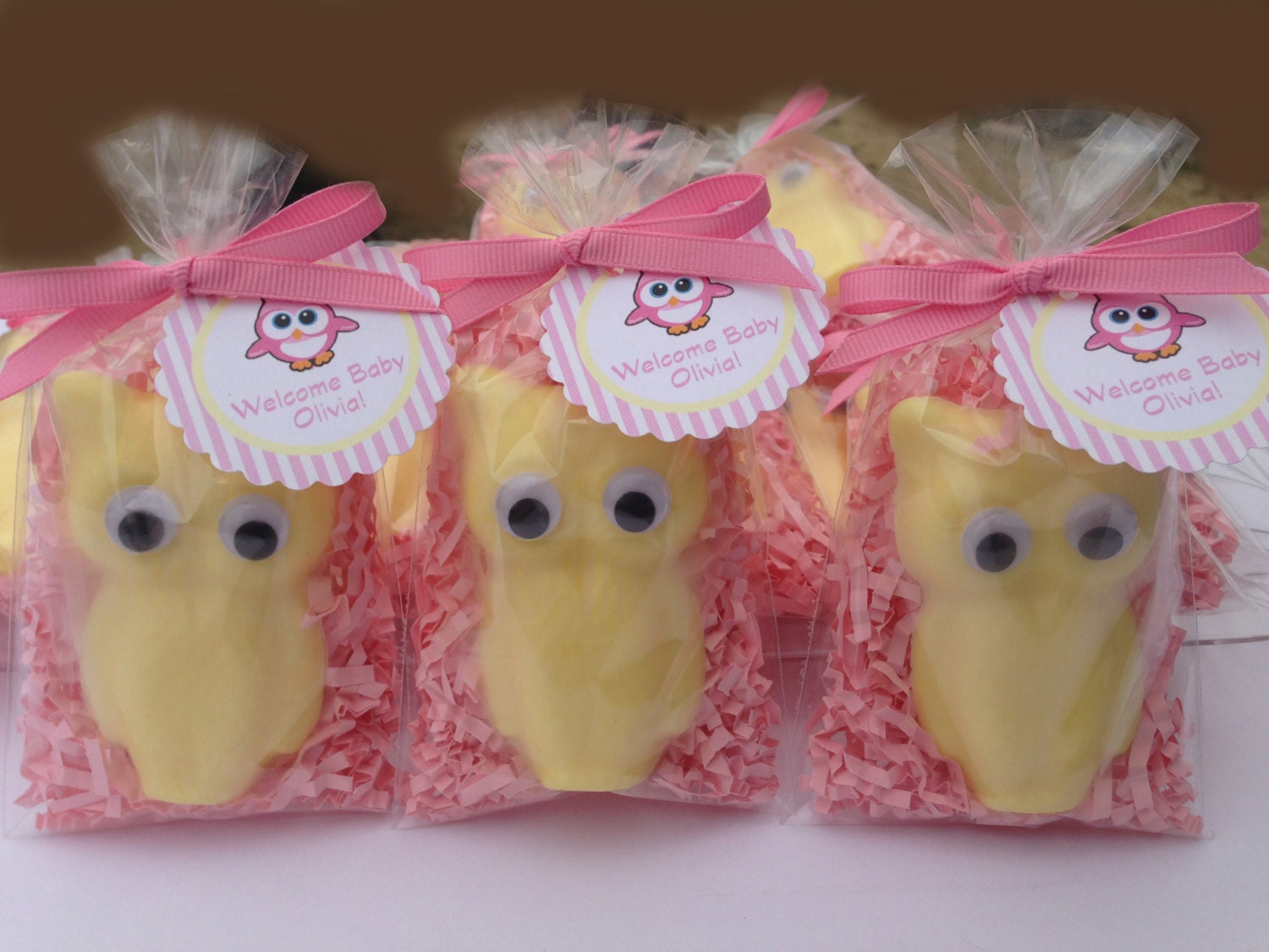 owls soaps party favors baby shower soap owls owls by bbsoaps