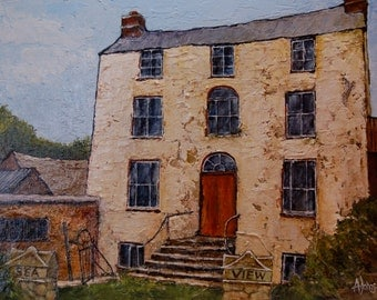 Sea View, Laugharne