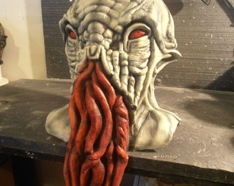 Dr Who - Ood Resin bust life size